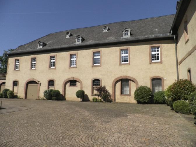 Schloss Birstein / Fotos: © Deutsche Stiftung Denkmalschutz/Gehrmann