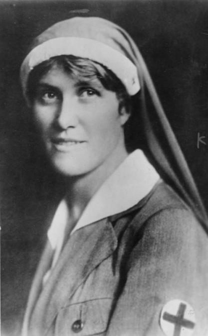 """Elsa Braendström wurde als """"Engel von Sibirien"""" bekannt. Hier ein Bild von 1929. Foto: Bundesarchiv Bild 183-R06836 / CC-BY-SA 3.0 1929"""