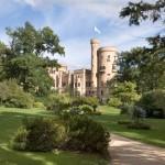 Schloss Babelsberg: Ausstellung über Gartenzauberer Fürst Pückler-Muskau