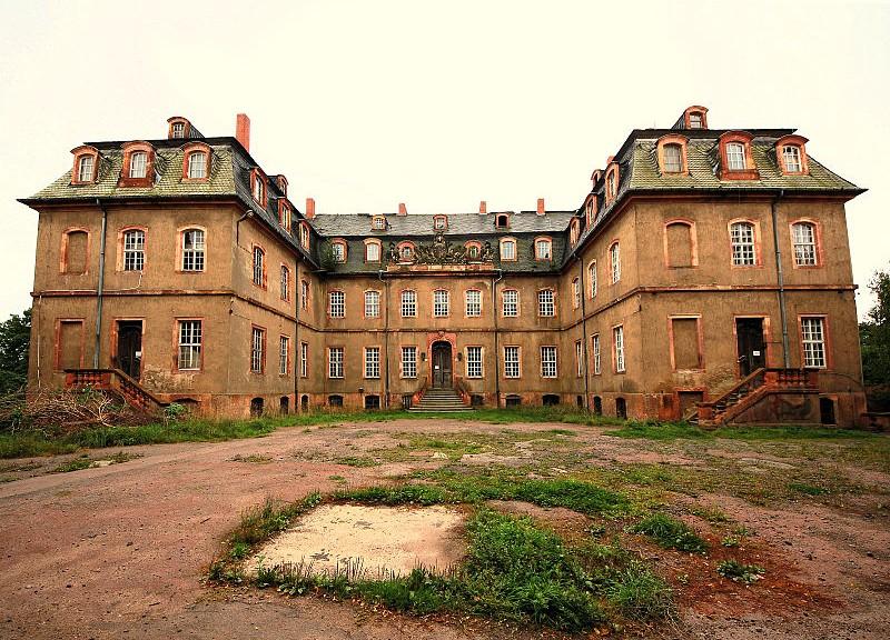 Schloss Neusorge / Foto: Wikipedia / Gutachter Wagner / CC-BY-SA 3.0