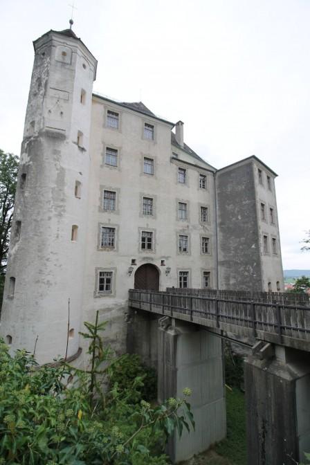Das Hohe Schloss Bad Grönenbach / Fotos: Burgerbe.de