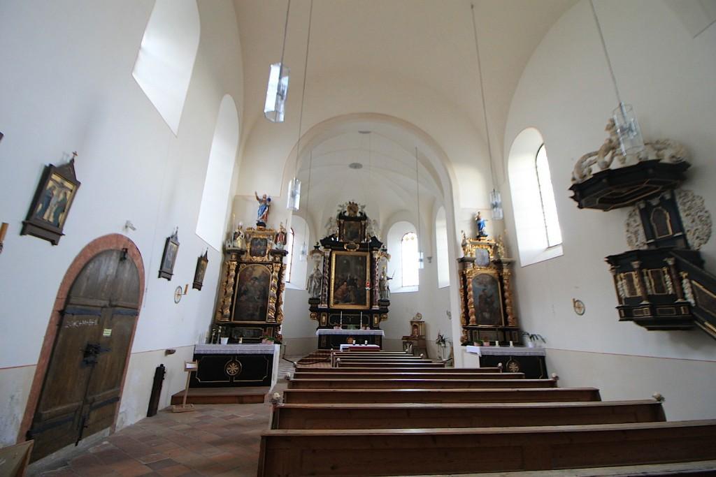 Die Schlosskapelle von 1616 / Foto: Burgerbe.de