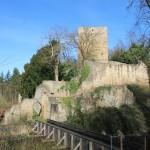Gesperrte Hardtburg: Brücke soll 2017 saniert werden