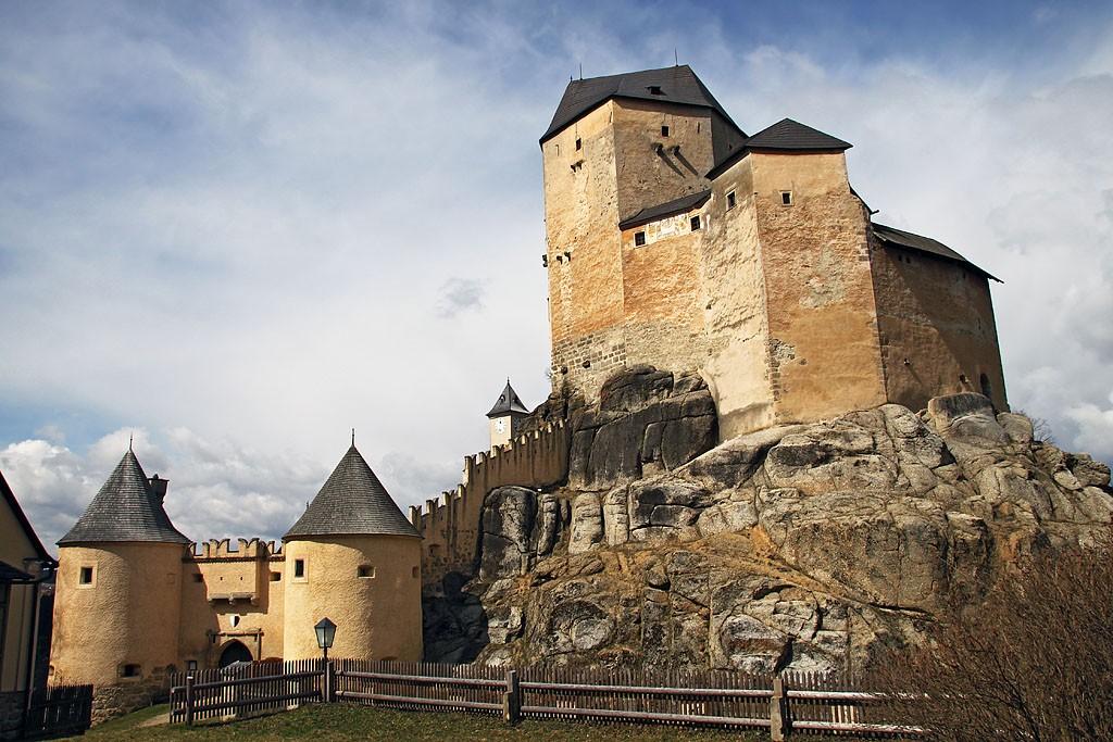 Burg Rappottenstein / Foto: Wikipedia / Vid Pogacnik / CC-BY-SA 3.0