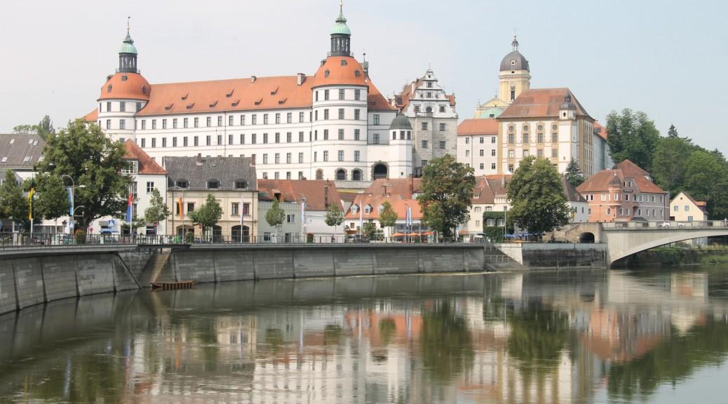 Schloss Neuburg an der Donau / Foto: Burgerbe.de