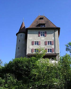 Schloss Liebegg im Kanton Aargau: Hier soll das schweizer Hexenmuseum einziehen / Foto: Wikipedia / Roland Zumbühl, Arlesheim / CC-BY-SA 3.0