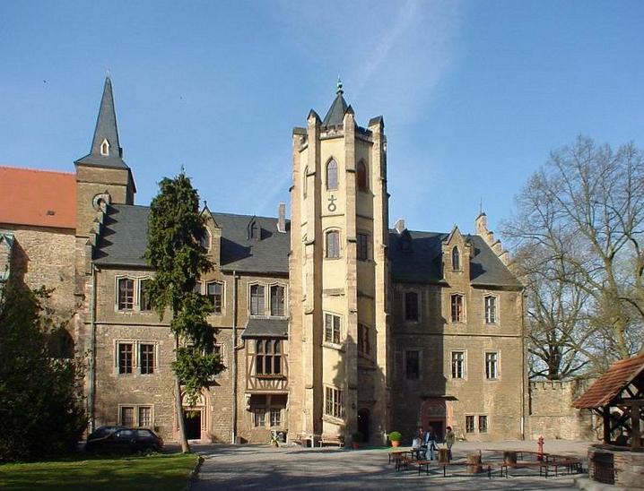 Schloss Mansfeld / Foto: gemeinfrei