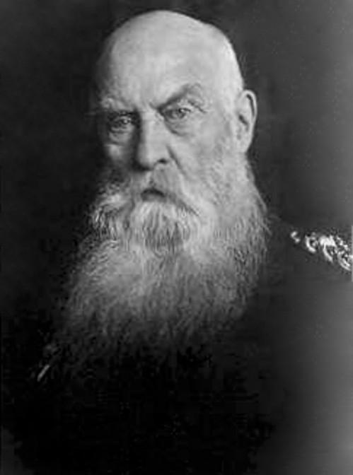 """Georg II. von Sachsen-Meiningen: Der """"Theaterherzog"""" verstarb wenige Wochen vor Ausbruch des Ersten Weltkriegs. / Foto: gemeinfrei"""