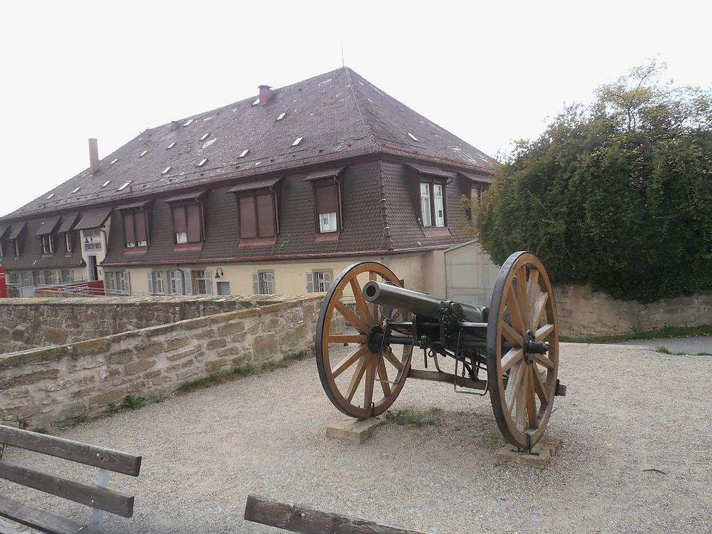 Die Ausstellung soll im Arsenalbau der Festung zu sehen sein / Foto: Wikipedia /  Hobby-Fotograf2013 ( CC-BY-SA 3.0