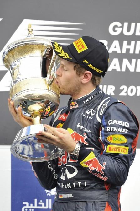 Laut Thurgauer Zeitung hat Rennfahrer Sebastian Vettel Interesse an Schloss Eugensberg / Foto: Wikipedia / Ryan Bayona / CC-BY-SA 2-0