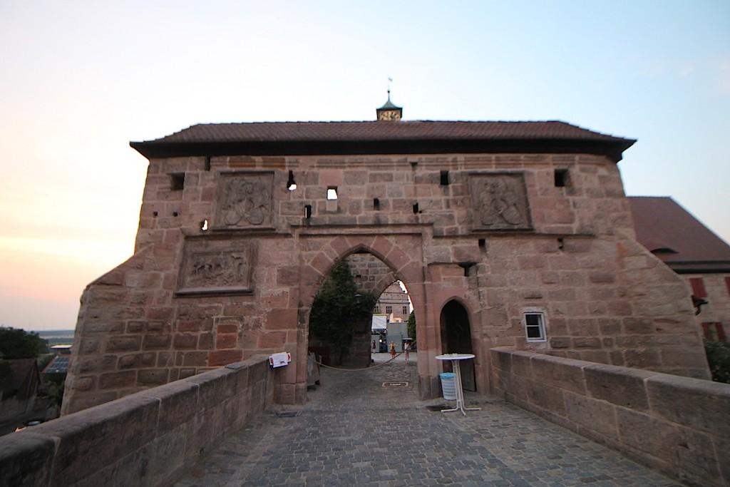 Tor zur Cadolzburg