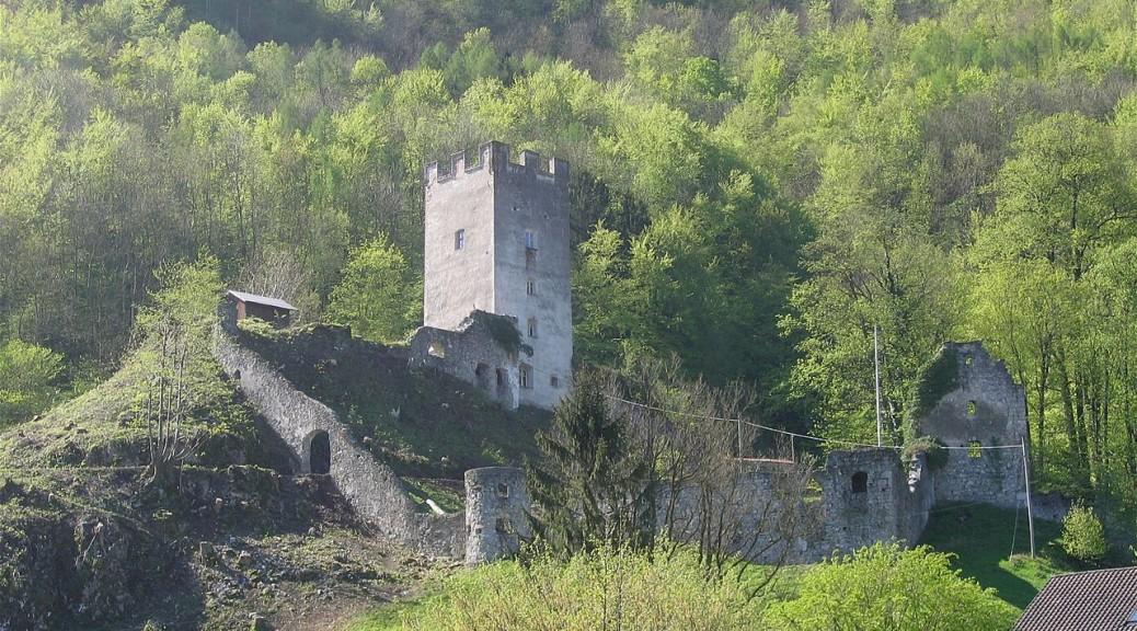 Burg Falkenstein Flintsbach
