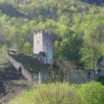 Reichlich Funde bei Ausgrabung auf Burg Falkenstein (Flintsbach)
