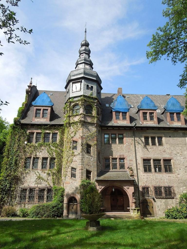 Schloss Dillich in Borken ist verkauft / Foto (und Foto oben): Wikipedia / Cosal / CC-BY-SA 4.0