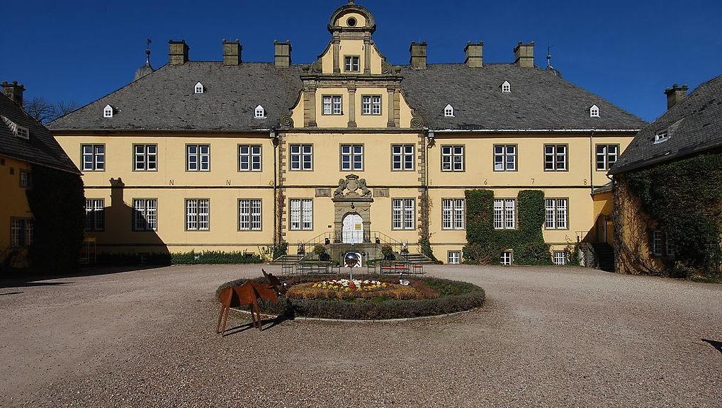 Schloss Eringerfeld Foto: Wikipedia / Matthias Böhm / CC-BY-SA 3.0