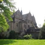 Schloss Dillich wird Buddha-Tempel