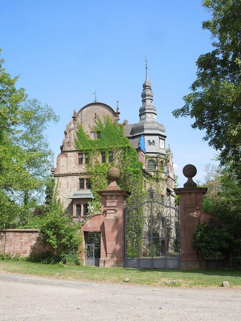Schloss Dillich / Foto: Wikipedia / Cosal / CC-BY-SA 4.0