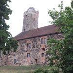 Souvenir: Burg Ziesar als Anstecker