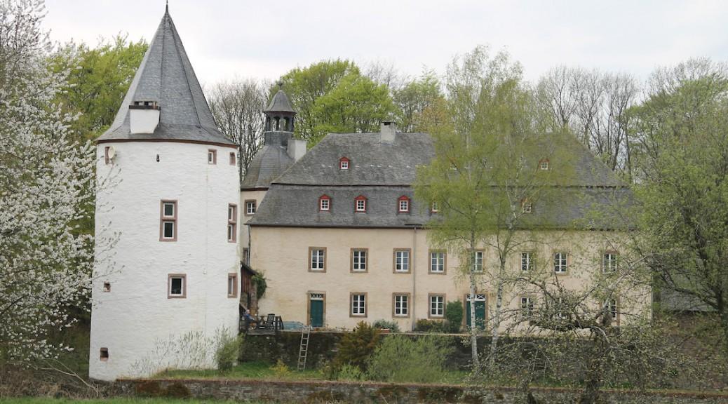 Liliane susewind drehort Burg dreiborn