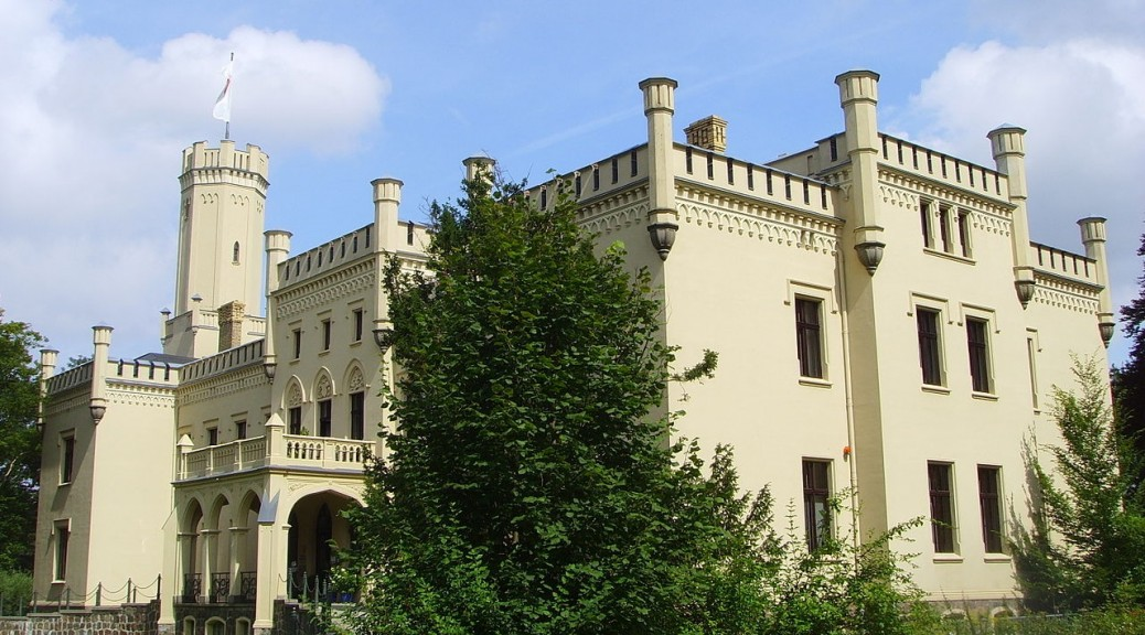 Schloss Reichenow / Foto: Wikipedia / JueSho / CC-BY-SA 3.0