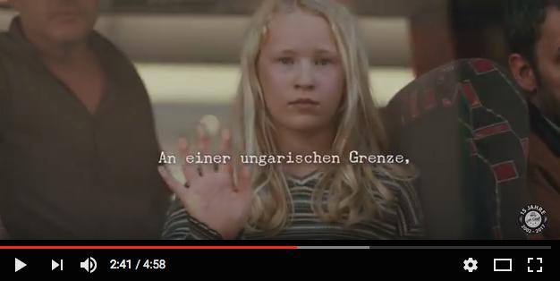 Screenshot aus dem Youtube-Video von Kettcar.