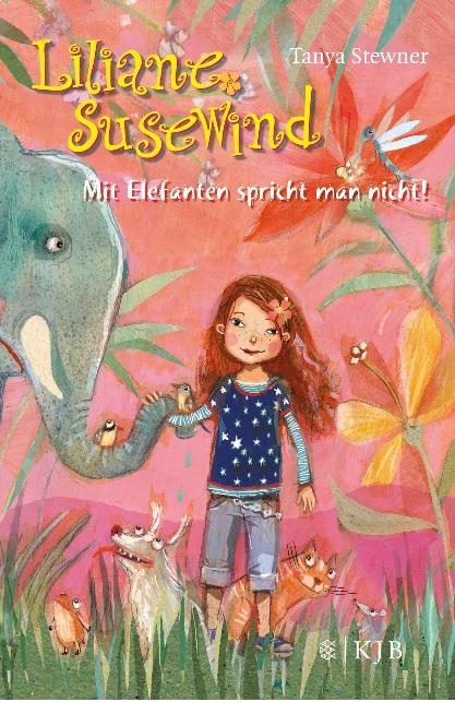 Liliane Susewind kann mit Tieren reden und kommt jetzt ins Kino / Bild: Amazon