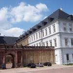 Risse: Westflügel von Schloss Neu-Augustusburg gesperrt