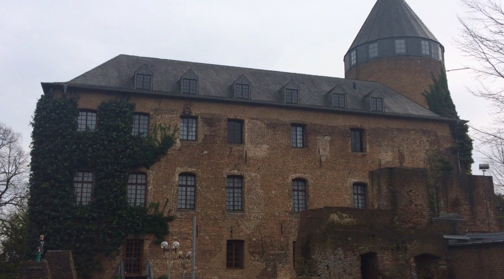 Burg Brüggen / Foto: Burgerbe.de