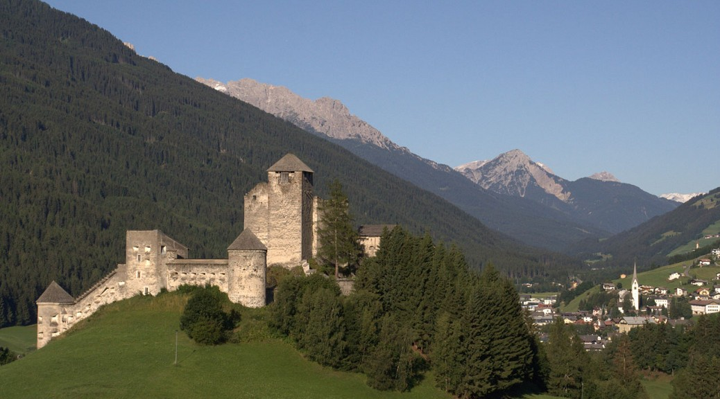 Burg Heinfels in Osttirol / Foto: Wikipedia / Peter Leiter / CC-BY-SA 3.0