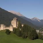 Skelette unter Ställen von Burg Heinfels gefunden