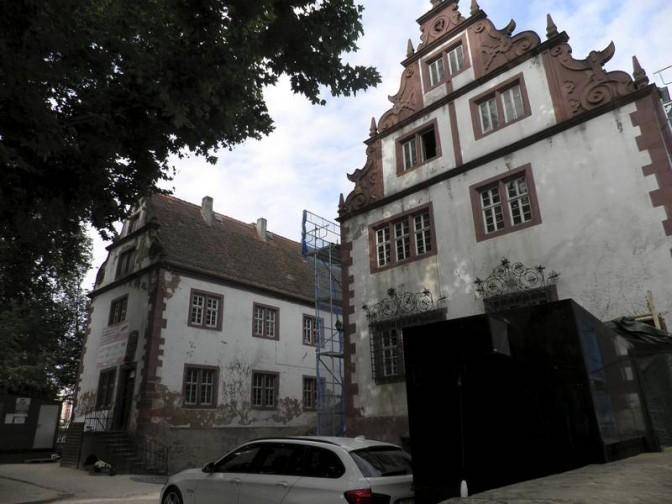 Wambolt'sches Schloss in Groß-Umstadt © Deutsche Stiftung Denkmlalschutz / Gehrmann
