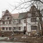 Wambolt'sches Schloss in Groß-Umstadt wird restauriert
