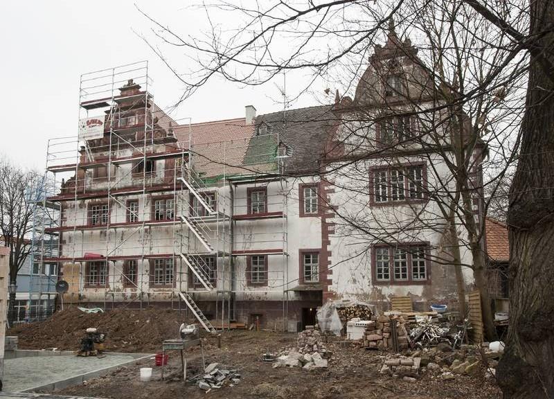 Wambolt'sches Schloss in Groß-Umstadt