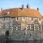 Burg Vischering: Bislang unbekannte Fundamente entdeckt