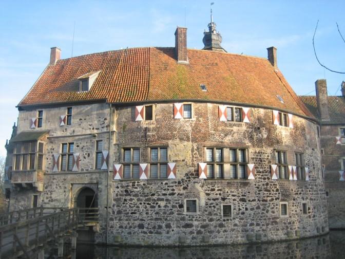 Burg Vischering, richtig herum / Fotos: Burgerbe.de