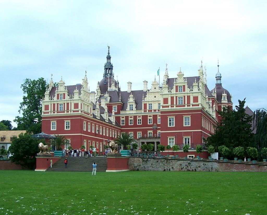Das Neue Schloss Bad Muskau / Foto: Wikipedia / X-Weinzierl / CC-BY-SA 3.0