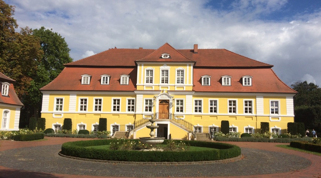 Bismarck Schloss Doebbelin