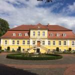 Auf Bismarck-Schloss Döbbelin ist immer Weihnachten