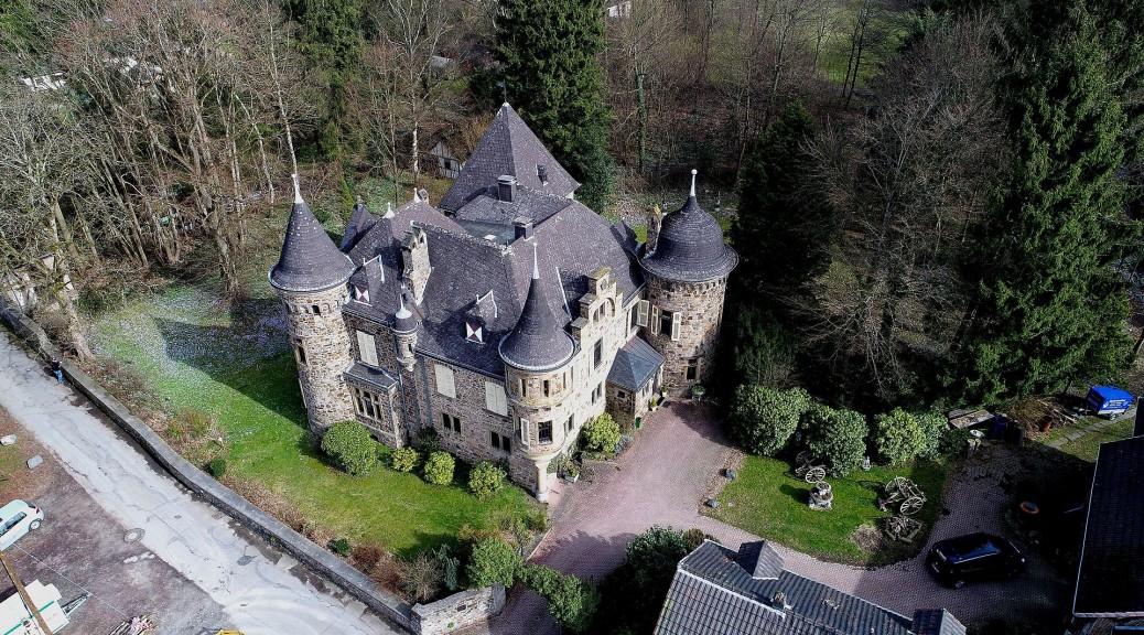 Burg Dattenfeld / Foto: Wikipedia / Wolkenkratzer / CC-BY-SA 4.0