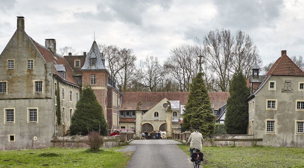 Jugendbauhütte Schloss Senden in Senden