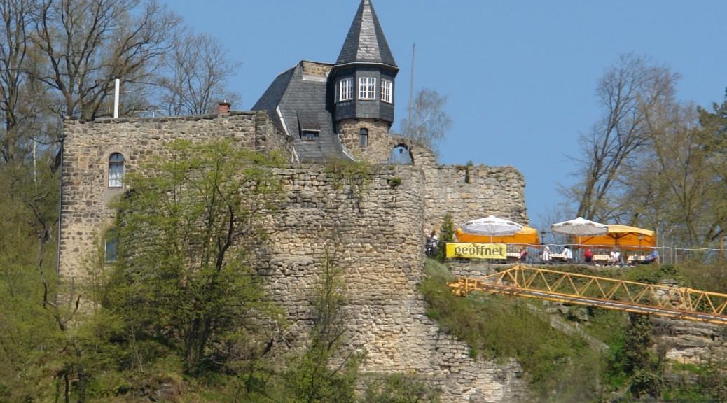 Burg Altrathen / Foto: Wikipedia / Kolossos / CC-BY-SA 3.0