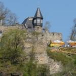 Burg Altrathen: Bremer Käufer will sie privat nutzen