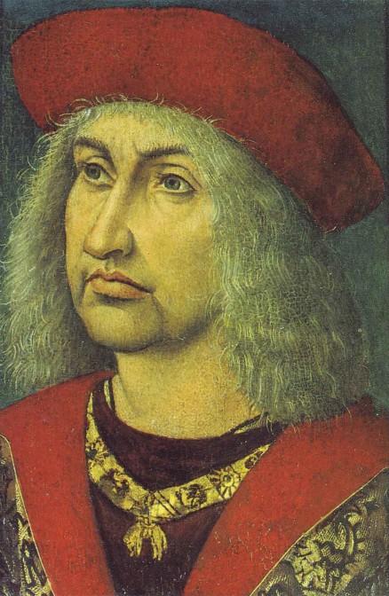 1485 fiel die Burg durch die Leipziger Teilung in den Herrschaftsbereich Herzog Albrechts von Sachsen / Bild: gemeinfrei