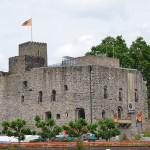 Rüdesheim sucht einen Pächter für die Brömserburg