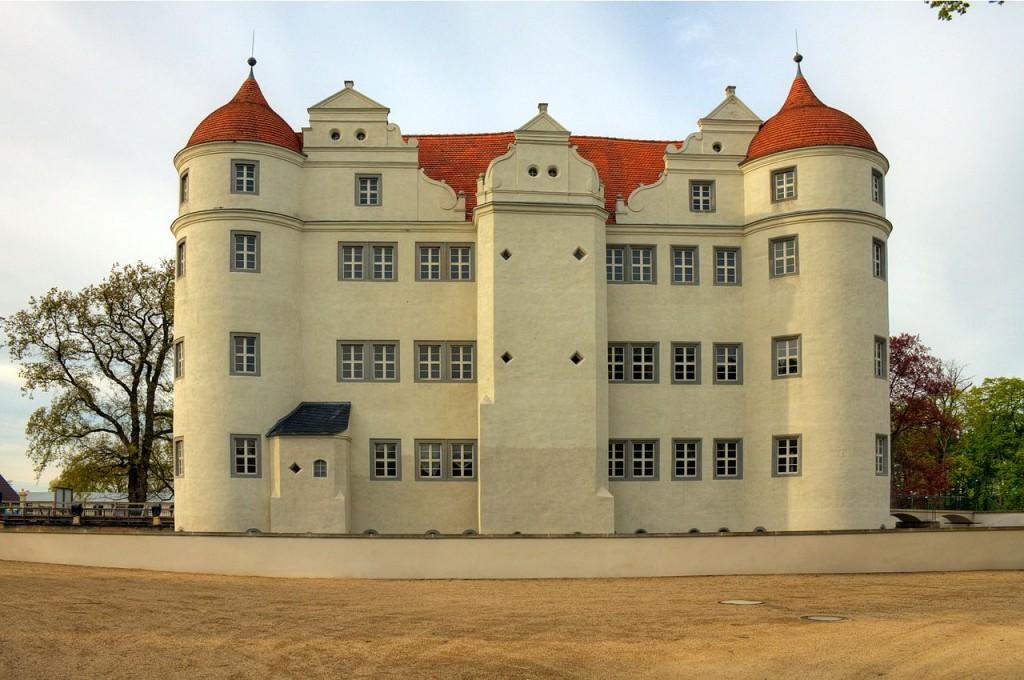 Seitenansicht von Schloss Großkmehlen / Foto: Wikipedia / Radler59 / CC-BA-SA 3.0