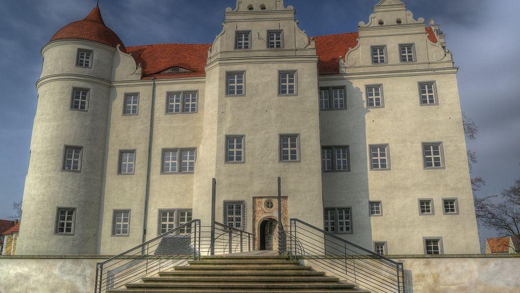 Schloss Großkmehlen / Foto: Wikipedia / Maclovely / CC-BY-SA 3.0