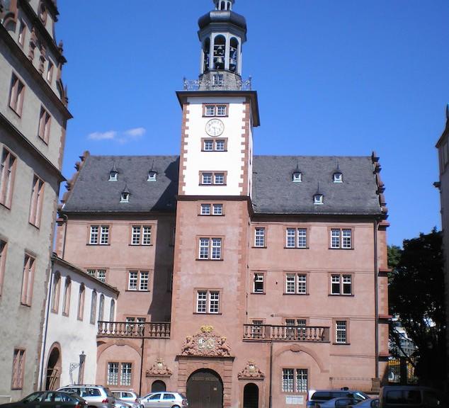 Das Schlossmuseum im Glockenbau des Darmstädter Schlosses / Foto: Wikipedia / Carlos Delgado / CC-BY-SA 3.0