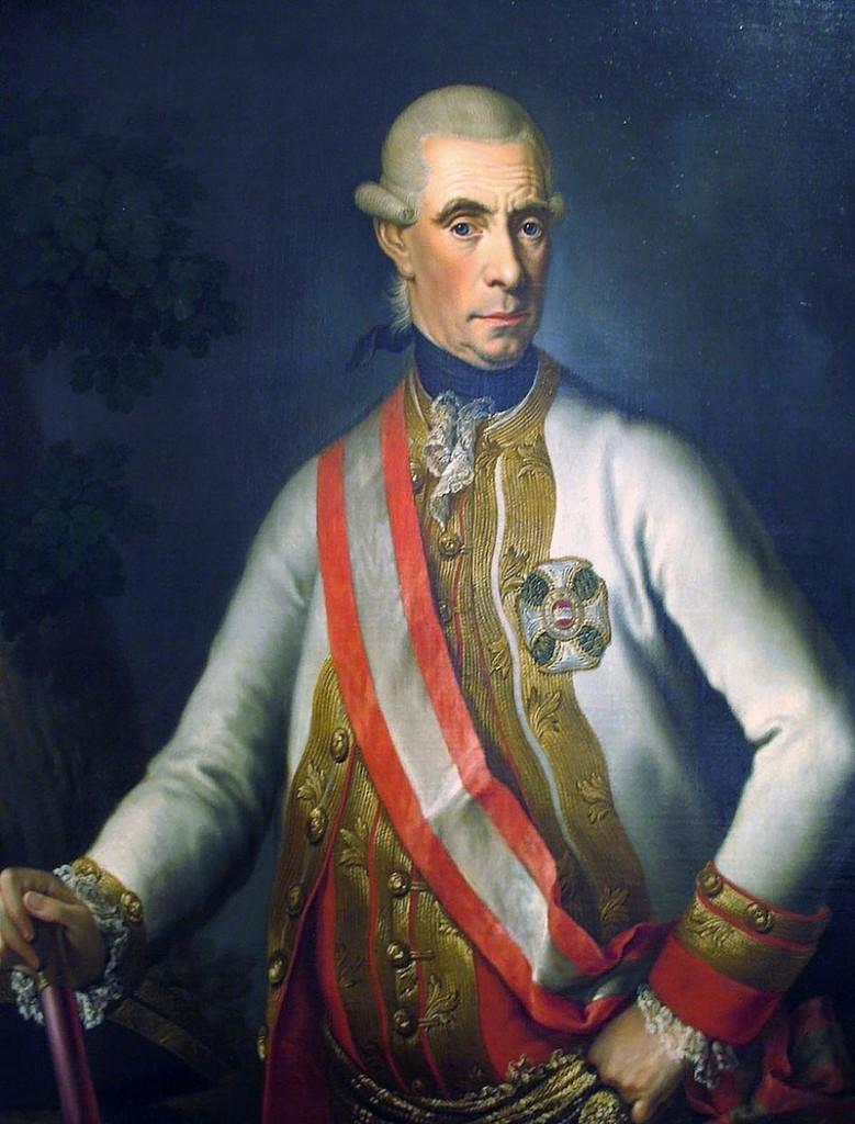 Der Feldherr und spätere Schlossherr Gideon Ernst von Laudon, hier auf einem Bild aus dem Wieder Heeresgeschichtlichen Museum. Foto: gemeinfrei