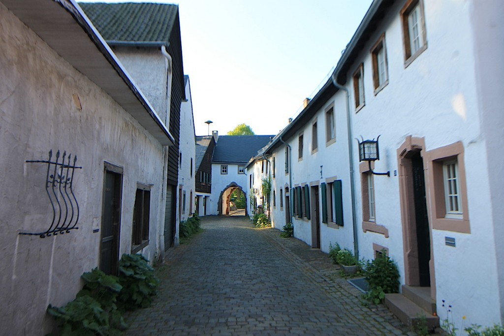 Gasse in Kronenburg