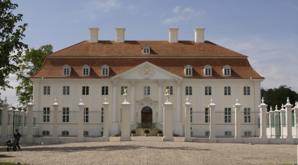 Schloss Meseberg / Foto: Wikipedia / Carl August / CC-BY-SA 3.0